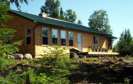 Anderson's Lodge Tuktegweik Bay Outpost on Lac Seul