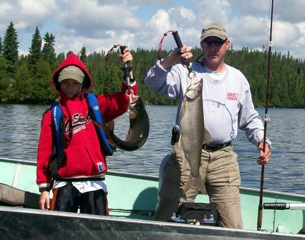 Clark's Resorts & Outposts Ranger Outpost on Anishinabi Lake