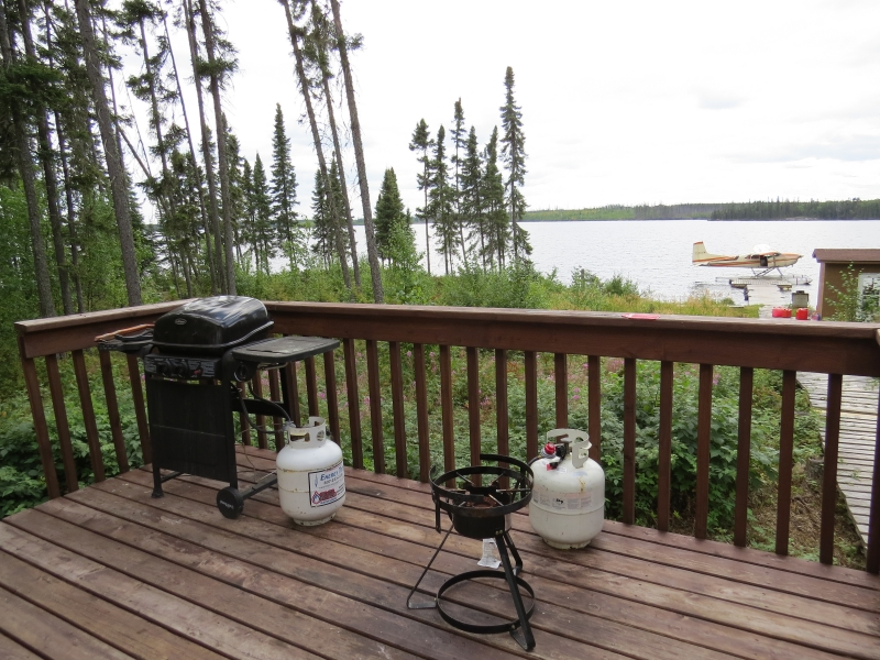 Clark's Resorts & Outposts Bertrand Lake Outpost