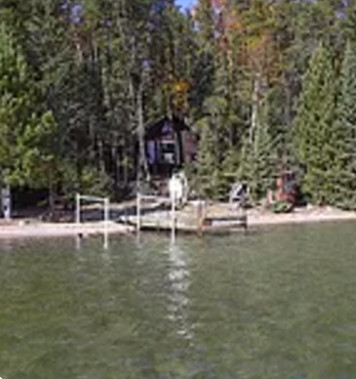 Browns' Clearwater West Lodge West Outpost on Clearwater West Lake