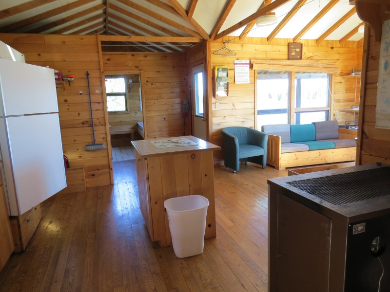 Clark's Resorts & Outposts Cook Lake Outpost