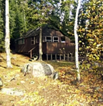 Browns' Clearwater West Lodge Eric Lake Outpost