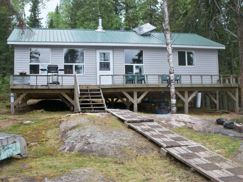Clark's Resorts & Outposts Fawcett Lake Outpost