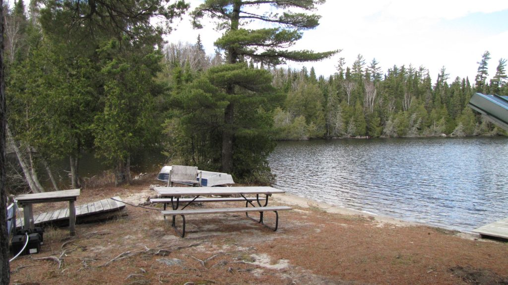 Camp Anjigami Fulcher Lake Outpost