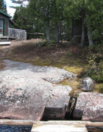 Camp Anjigami Gould Lake Outpost