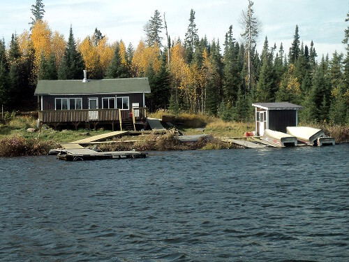 Clark's Resorts & Outposts Grace Lake Outpost