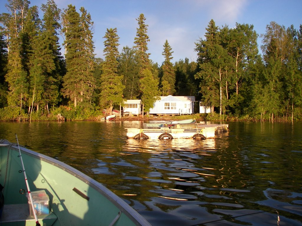 Boreal Forest Outfitters Kayedon Lake Outpost