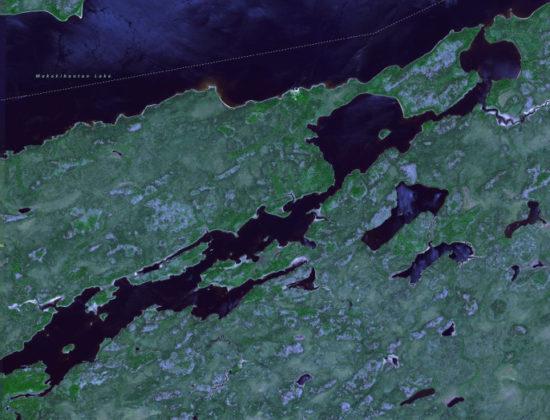 Brace Lake Outfitters Little Makok Lake Outpost