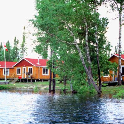Bob Green's Fishing Camps Mamakwash Lake Lodge