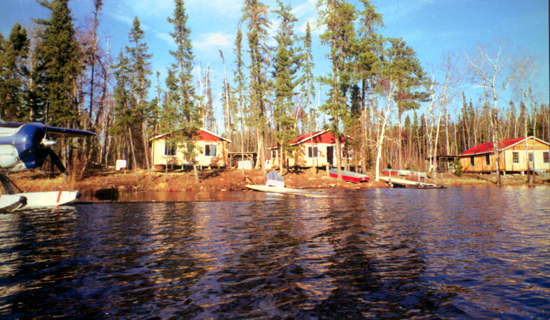 Bob Green's Fishing Camps Mamakwash Lake Lodge