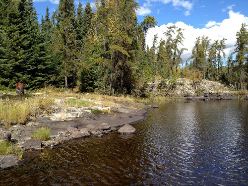 Clark's Resorts & Outposts McVicar Lake Outpost