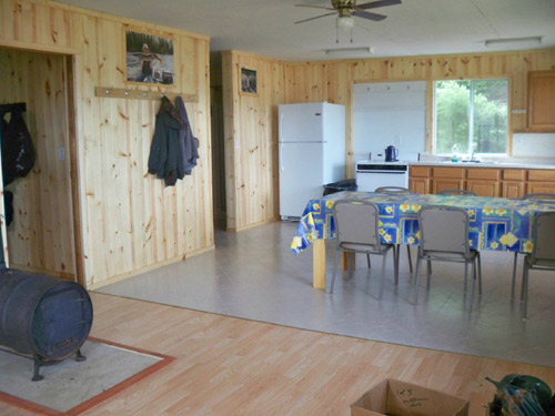 Clark's Resorts & Outposts Meen Lake Outpost