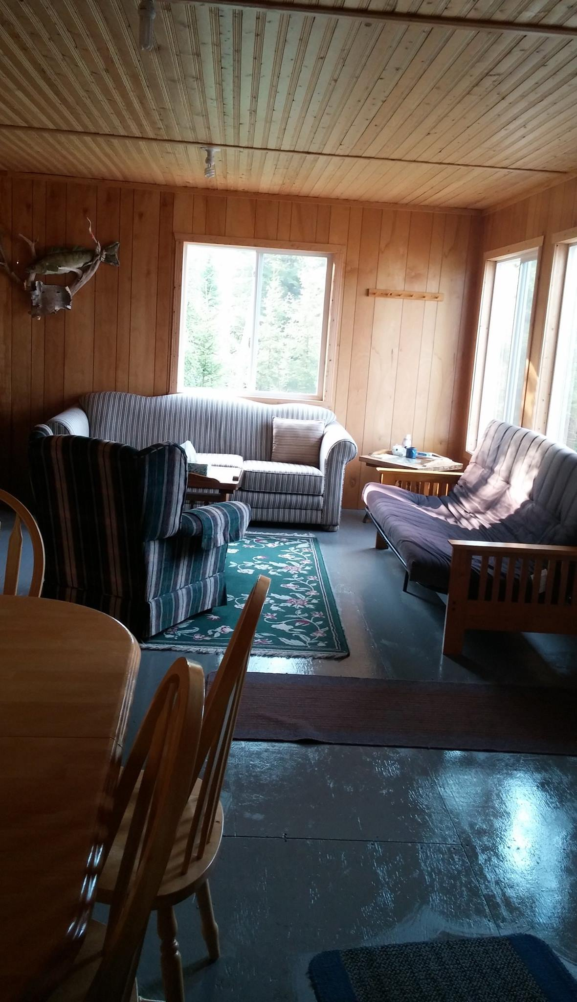Clark's Resorts & Outposts Okanse Lake Outpost