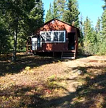 Browns' Clearwater West Lodge Osprey Lake Outpost