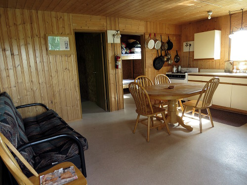 Clark's Resorts & Outposts Pusher Lake Outpost