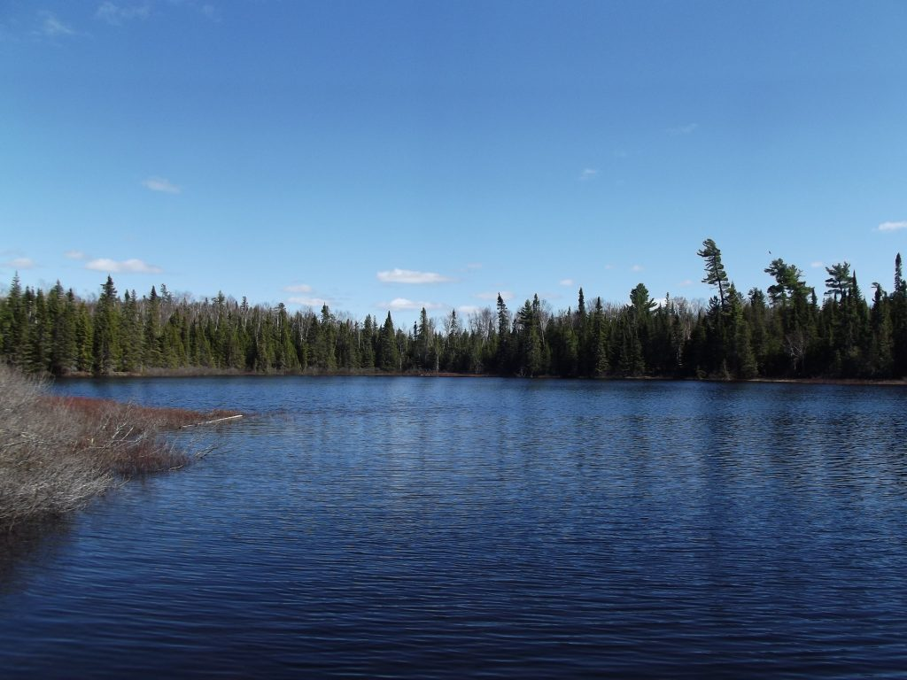 Camp Anjigami Roderic Lake Outpost