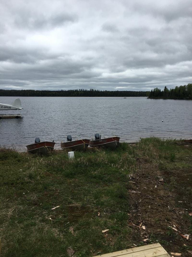 Clark's Resorts & Outposts Shabumeni Lake Outpost