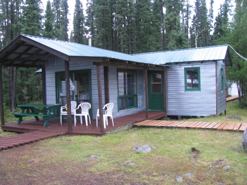 Clark's Resorts & Outposts Snelgrove Lake Outpost