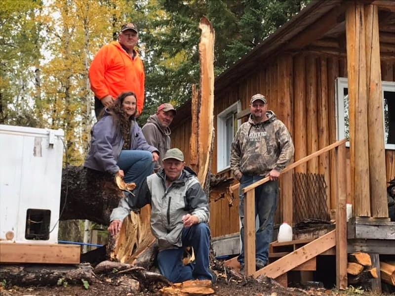 Deep Wilderness Outposts Studd Lake Outpost