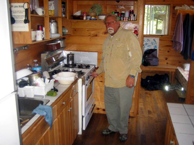 Clark's Resorts & Outposts Una Lake Outpost