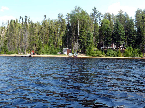 Clark's Resorts & Outposts Upper Wapesi Lake Outpost