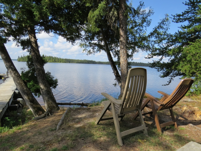 Clark's Resorts & Outposts Wright Lake Outpost