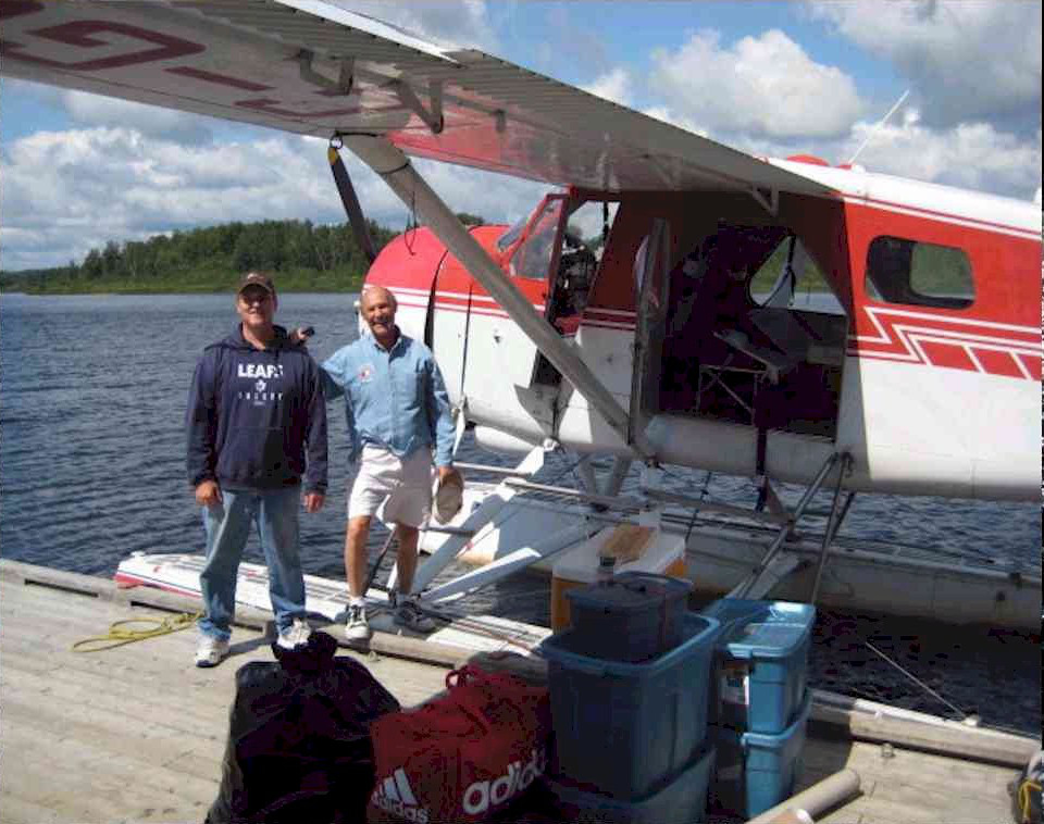 Canadian Airventures Lynx River Outpost