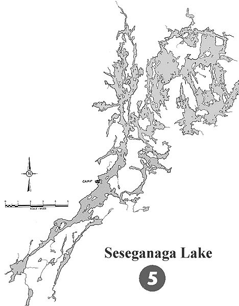 Rusty Myers Outposts Seseganaga Lake Outpost