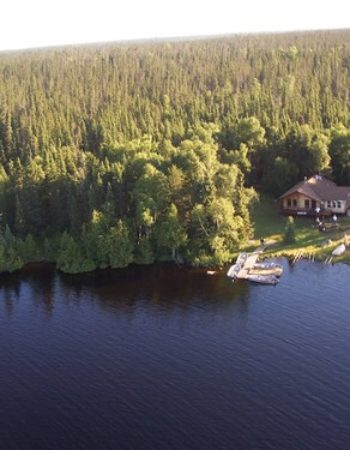 Rusty Myers Outposts Wabakimi Lake Outpost