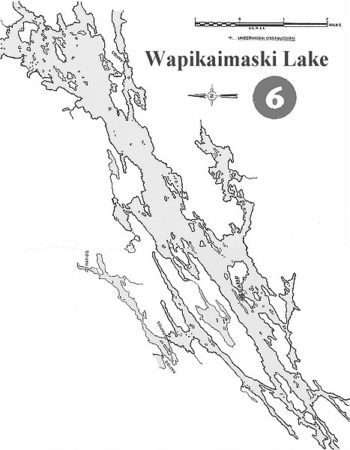 Rusty Myers Outposts Wapikaimaski Lake Outpost