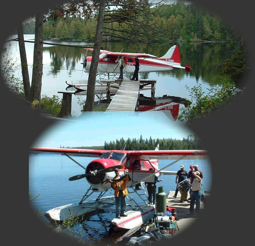 Canadian Airventures Whiskey Jack Lake Outpost