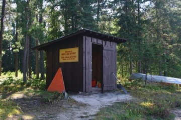 Canoe Canada Outfitters Dimple Lake Outpost