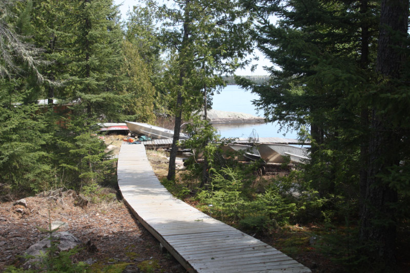 Canoe Canada Outfitters Gamble Lake Outpost