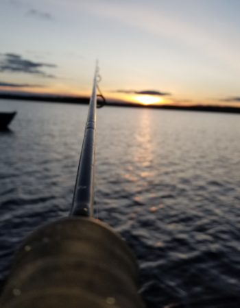 Canadian Fly-In Fishing Job Lake Outpost