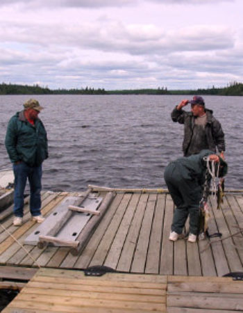 Canadian Fly-In Fishing Knox Lake Outpost