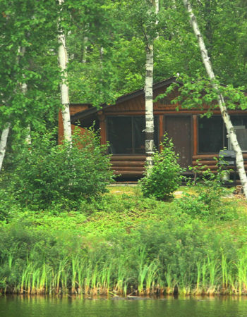 Canoe Canada Outfitters McQuat Lake Outpost