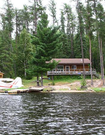 Canoe Canada Outfitters Mercutio Lake Outpost