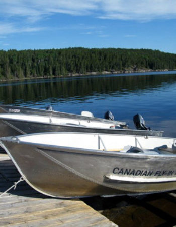 Canadian Fly-In Fishing Murdock Lake Outpost