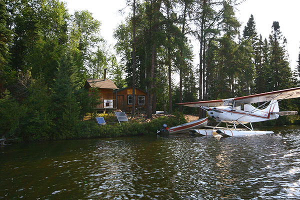 Canoe Canada Outfitters Namaygoos Lake Outpost