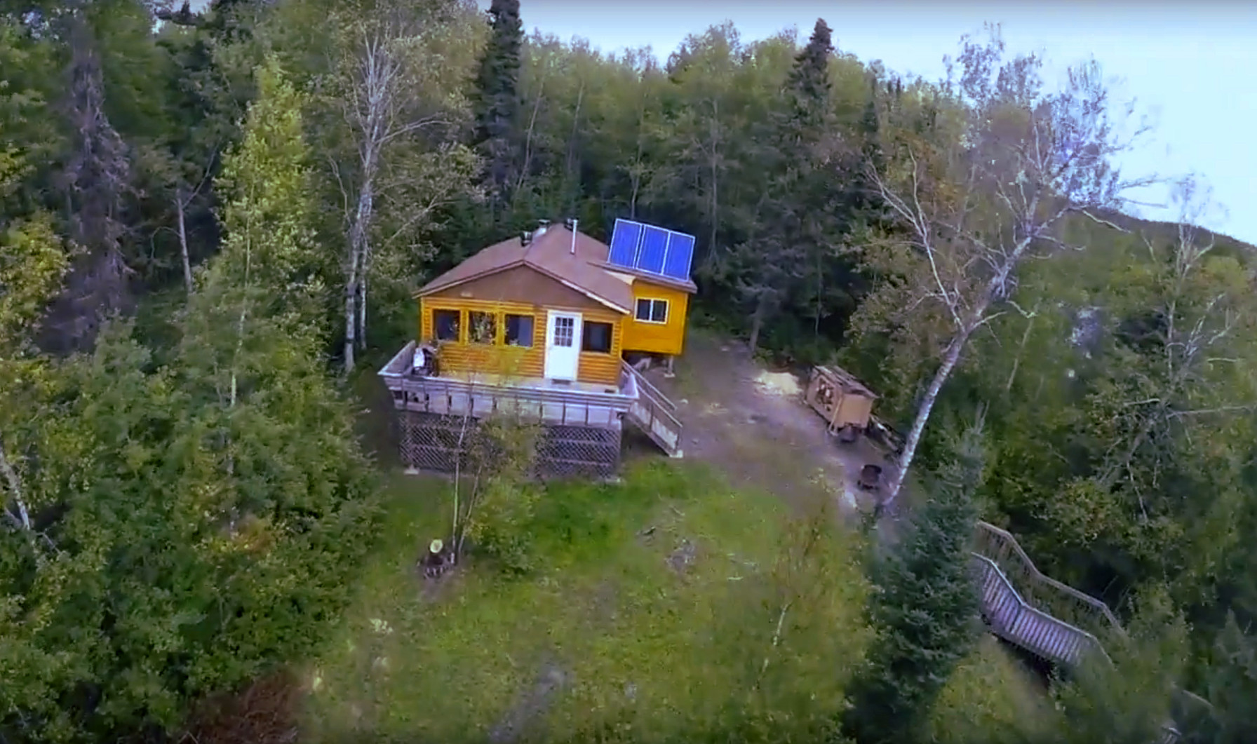 Canadian Fly-In Fishing North Outpost on Peisk Lake