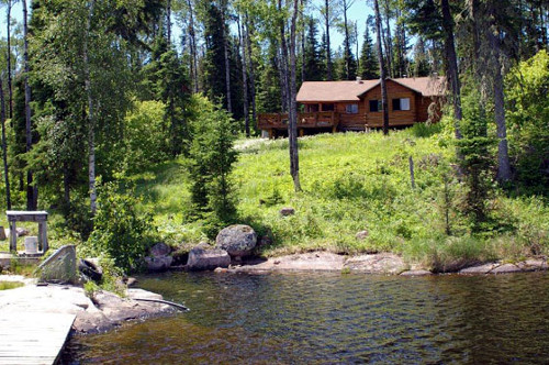Canadian Fly-In Fishing North Outpost on Robert Lake