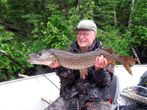 Canadian Fly-In Fishing South Outpost on Robert Lake