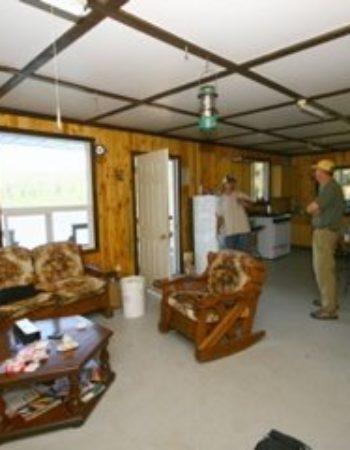 Canoe Canada Outfitters Robinson-Kenoshay Lake Outpost