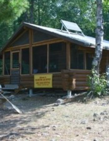 Canoe Canada Outfitters Rollingstone Lake Outpost