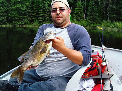 Canadian Fly-In Fishing Thicketwood Lake Outpost