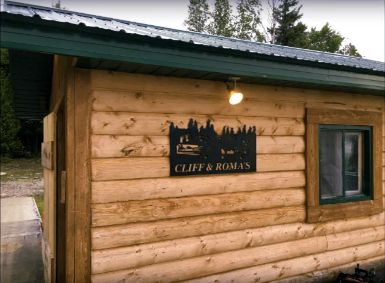 Cliff & Roma's Wilderness Camp