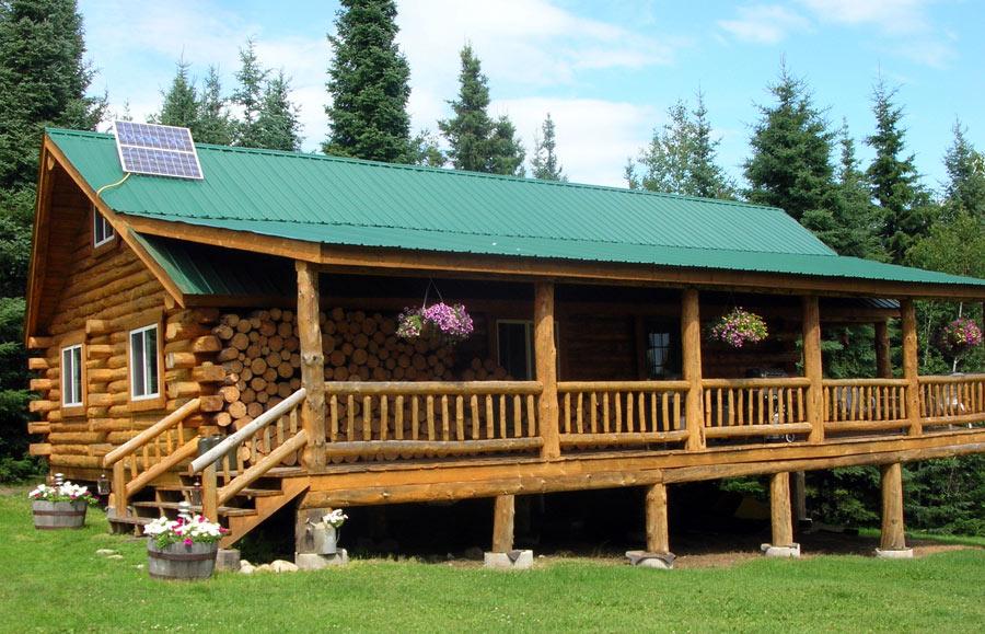 Discovery Lake Lodge