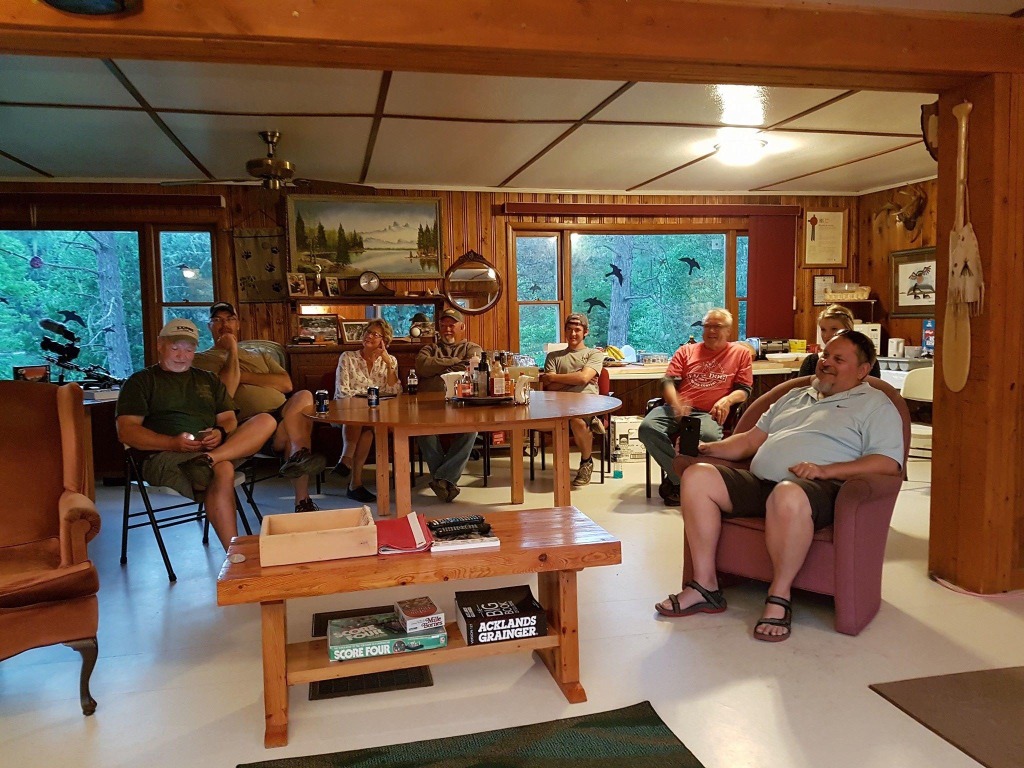 Donnelly's Minnitaki Lodge