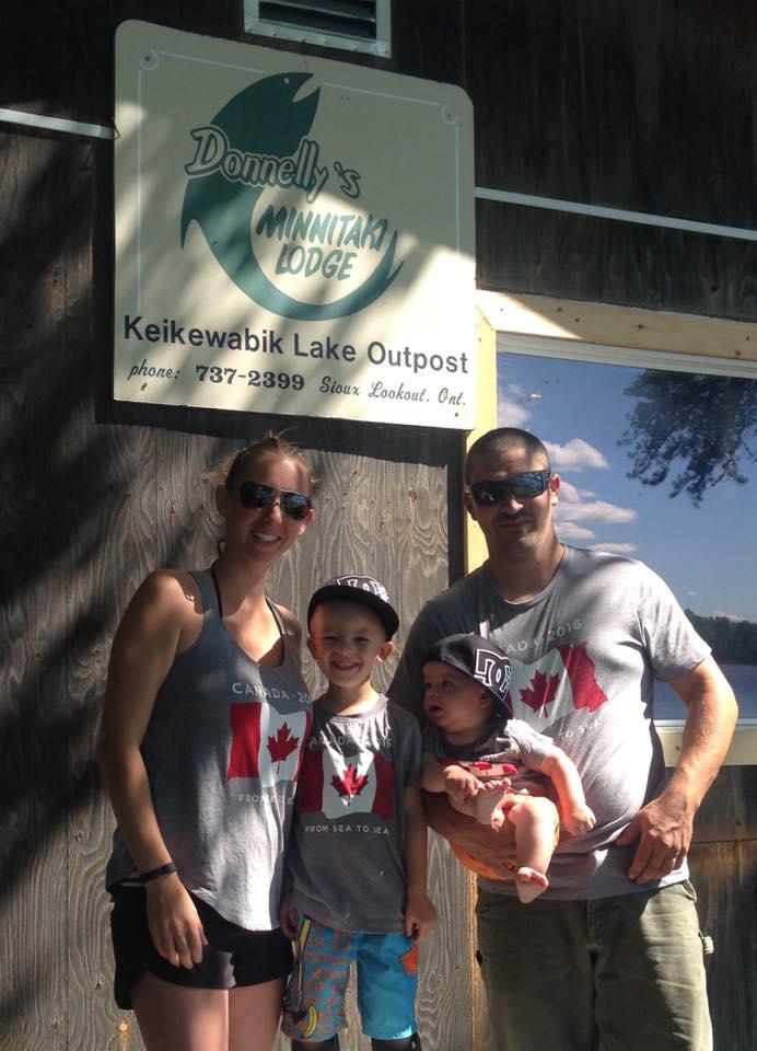 Donnelly's Minnitaki Lodge Keikewabik Lake Outpost