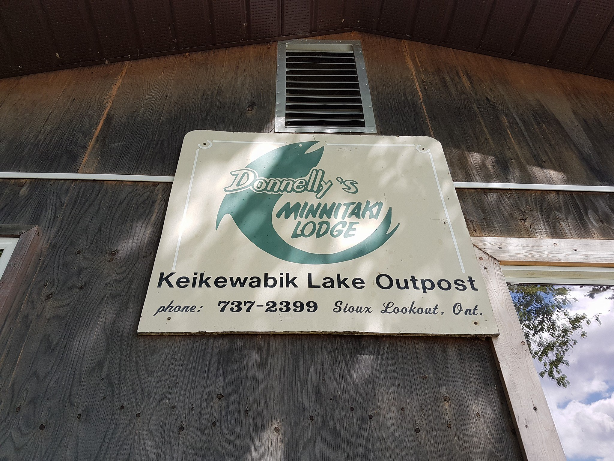 Donnelly's Minnitaki Lodge Keikewabik Lake Outpost